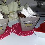 recette Mousse au chocolat liégeoise