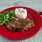 recette Echine de porc sauce soja