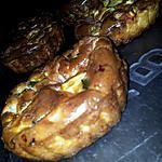 recette Galettes de courgettes au mascarpone