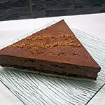 "recette Entremet facon""trianon"" au chocolat"