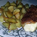 recette Cordon bleu de porc