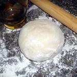 recette la pate a pizza(pate a pain)