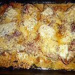 recette Escalope de veau gratinée