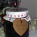 recette Confit d'oignon au vin rouge