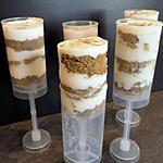 recette Push-cake amandes matcha