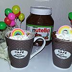 recette Mug cake Nutella banane