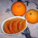 recette orange royale du jardin