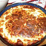 recette La Quiche Lorraine de Minou (sans pâte)