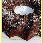 recette Gâteau mousse au chocolat et fromage blanc