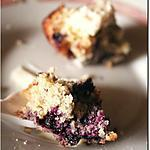 recette Mini Cakes aux Myrtilles