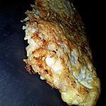recette Escalopes de dinde pané aux 3 fromages