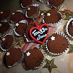 recette Truffes au chocolat et à la poudre d'amandes