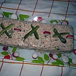 recette terrine de thon aux cornichons