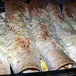 recette Fajitas au four