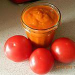 recette Coulis de tomates maison