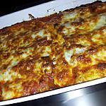recette Cannellonis à la bolognaise