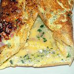 recette Omelettes aux herbes