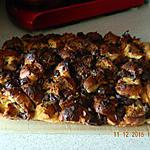 recette Pudding gourmand au chocolat