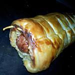 recette Hot dog feuilletée