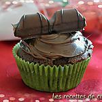 recette cupcake BUENO