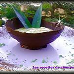 recette coupelle de mousse au chocolat blanc