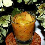 recette Compote de poires et kiwis