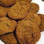 recette Ginger snaps