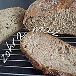 recette pain sans pétrissage en cocotte