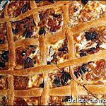recette tarte au thon méditéranéene(merci josette...)