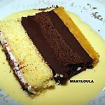 recette Napolitain nature/chocolat/potimarron