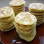 recette minis - blinis maison