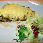 recette sauté de boeuf & sa couverture de purée de pommes de terre