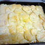 recette Gratin dauphinois au potiron et viande hachée