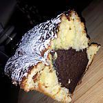 recette Cake caché surprise *sapin de noel*