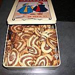 recette escargots au chocolat