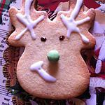 recette Petit Renne de Noël, Christmas sablés !