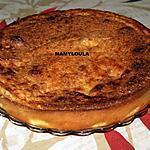 recette Gâteau fondant aux poires et kiwis