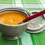 recette Velouté de carottes et patates douces