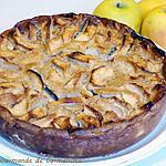recette Gâteau ricotta pommes et Limoncello