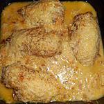 recette Filets de poulet au comté