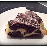 recette Brownie marbré (pour les 67 ans de mon papa)
