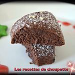 recette Mousseux chocolat-amande