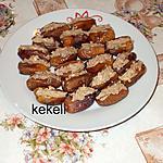 recette Dattes fourrées à la mousse de canard