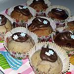 recette Muffins a la crème de Marron