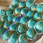recette Boules de coco sans cuisson