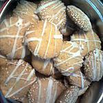 recette les petits fours à la noix de coco