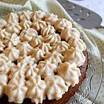 recette Gâteau fondant au chocolat et glaçage aux épices chai