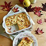 recette Flognarde (flaugnarde) aux pommes