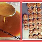 recette Sauce caramel beurre salée