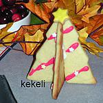 recette Sapins de Noël en 3D